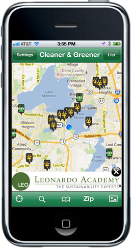 cleaner and greener alternative fuels app image
